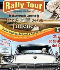 Más información de José Alfredo Jiménez Rally Tour