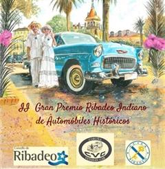 Más información de II Gran Premio Ribadeo Indiano de Automóviles Históricos