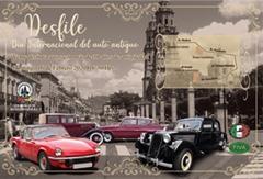 Día Nacional del Auto Antiguo Morelia 2020