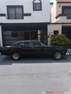 Día Nacional del Auto Antiguo Monterrey 2020 - Ford Falcón maverick 1975