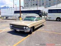Día Nacional del Auto Antiguo Monterrey 2020 - Cadillac Sedan De Ville bubble top 1961