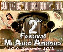 Más información de Segundo Festival Mi Auto Antiguo