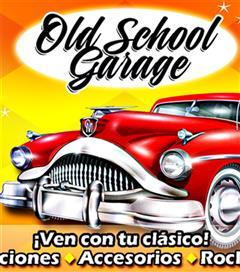 Más información de Old School Garage Octubre 2017