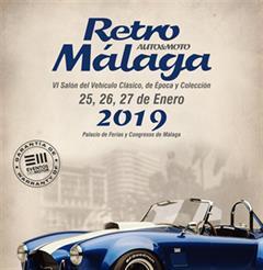 Más información de VI Retro Málaga
