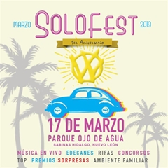 Más información de SoloFest 2019