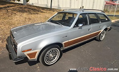 AMC Rambler American impecable original Vagoneta 1982