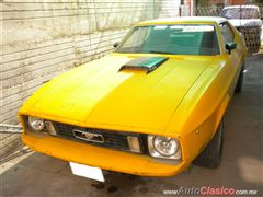 FORD MUSTANG 1973 HARD TOP MOTOR 351W ESTANDAR 4 VELOCIDADES