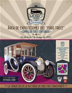 Museo Temporal del Auto Antiguo Aguascalientes