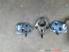 Grapas para convertible de Ford y Mercury 1941-1948