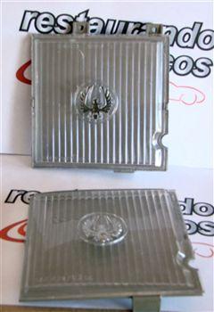 Chrysler Lebaron 1978 - 1979. Reflejantes Laterales del Frente.