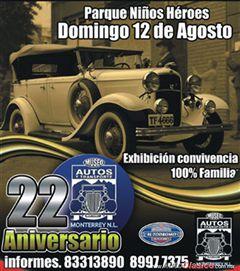 Más información de 22 Aniversario Museos de Monterrey