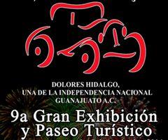 Más información de 9a Gran Exhibición y Paseo Turístico 2014