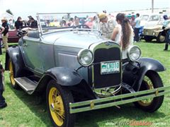 9a Expoautos Mexicaltzingo - Model A Ford Cabriolet 1930
