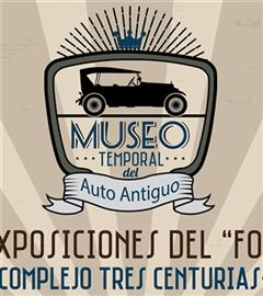 Más información de Museo Temporal del Auto Antiguo Aguascalientes
