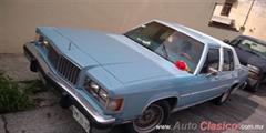 Día Nacional del Auto Antiguo Monterrey 2019 - Ford Grand marquis 1986