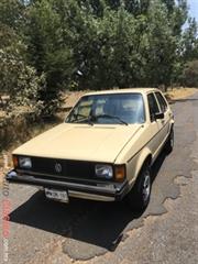 1984 Volkswagen caribe Fastback