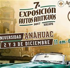 Más información de 7a Exposición Autos Antiguos Xalapa 2017