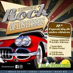 Más información de Rock de los Carros. 12va. Exposición de Autos Clásicos