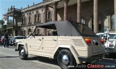 Día Nacional del Auto Antiguo Monterrey 2019 - Volkswagen Safari 1971