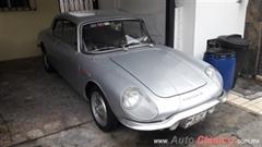 Día Nacional del Auto Antiguo Monterrey 2020 - Renault Dinalpin GT4 1969