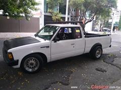 Datsun King cab 720 Nissan Pickup 1980