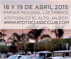 Más información de 9o Aniversario Encuentro Nacional de Autos Antiguos