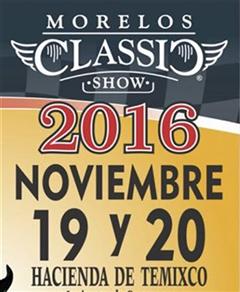 Más información de Morelos Classic Show 2016