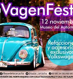 Más información de Vagen Fest 2017