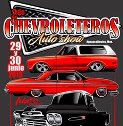 Más información de 2do Chevroleteros Auto Show
