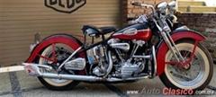 1947 Harley-Davidson Chopper knuckehead