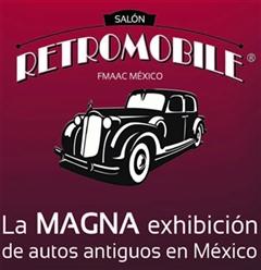 Más información de Salón Retromobile FMAAC México 2016