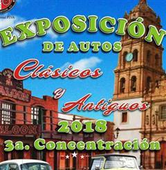 Más información de 3a Concentración Clásicos y Antiguos Durango 2018