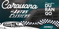 Más información de Caravana de Autos Clásicos Durango 2021