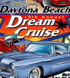 Más información de 10th Annual Daytona Beach Dream Cruise