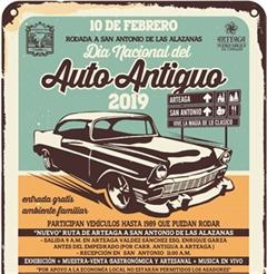 Más información de Día Nacional del Auto Antiguo 2019 Rodada a San Antonio de las Alazanas