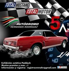 Más información de 5to aniversario Club Mustang Metropolitano A.C