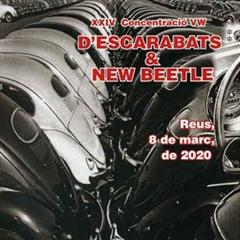 Más información de 24a Edición de la Concentración VW d'Escarabats i New Beetle