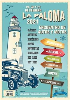 Encuentro de Autos y Motos La Paloma 2021
