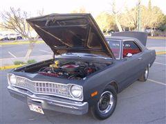 1973 Dodge PIEZAS Dart Hardtop