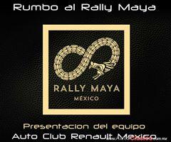 Más información de Rumbo al Rally Maya - Auto Club Renault México