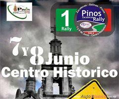 Más información de 1er Pinos Zacatecas Rally