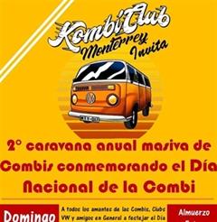 Más información de 2o Carnaval Anual Masiva de Combis