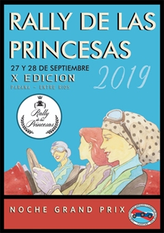 X Rally de las Princesas