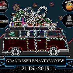 Más información de Gran Desfile Navideño VW 2019