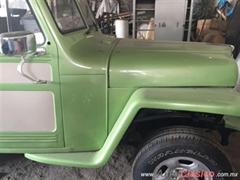 1963 Jeep Willys Vagoneta