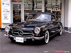 1955 Mercedes Benz 190SL Convertible