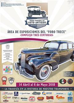 2o Museo Temporal del Auto Antiguo Aguascalientes