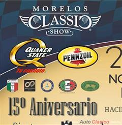 Más información de Morelos Classic Show 2018