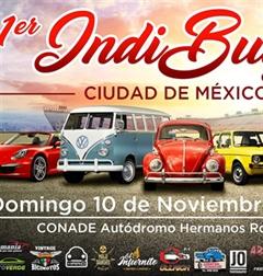 Más información de 1er IndiBugs Ciudad De México