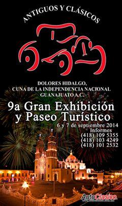 9a Gran Exhibición y Paseo Turístico 2014